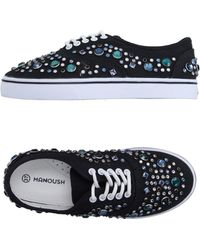 Manoush - Low-tops & Sneakers - Lyst