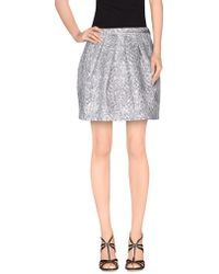 Alice San Diego | Mini Skirt | Lyst
