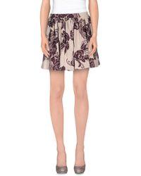 Jucca   Mini Skirt   Lyst