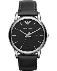 Emporio Armani - Wrist Watch - Lyst