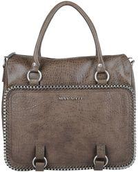 Miss Sixty - Medium Fabric Bag - Lyst