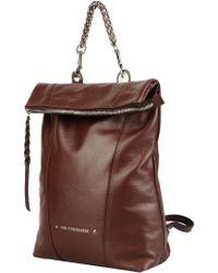 Tru Trussardi | Backpacks & Fanny Packs | Lyst