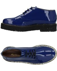 Avril Gau - Lace-up Shoe - Lyst