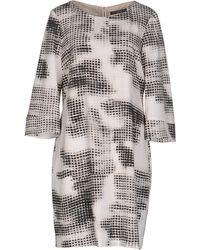 Carla Montanarini - Short Dress - Lyst