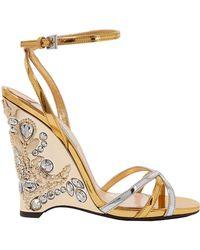 Prada - Sandals - Lyst
