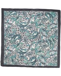 I Blues - Square Scarf - Lyst