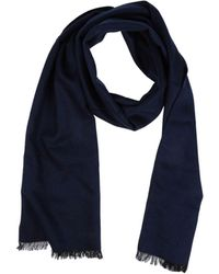 Silk And Cashmere - Oblong Scarf - Lyst