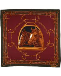 Ralph Lauren Collection - Square Scarf - Lyst