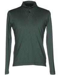 Zanone - Polo Shirt - Lyst