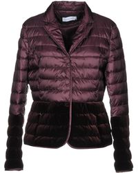 Caractere - Synthetic Down Jackets - Lyst