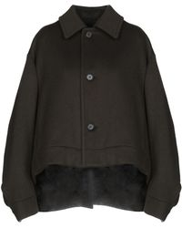 Marni - Overcoat - Lyst