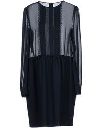 RED Valentino - Short Dress - Lyst