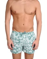 Suit - Swimming Trunks - Lyst