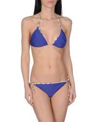 Burberry Brit - Bikini - Lyst