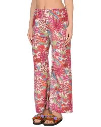 Marzia Genesi Sea - Beach Shorts And Pants - Lyst
