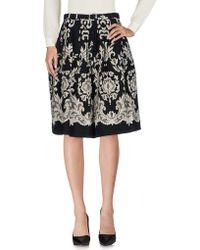 Samantha Sung - Knee Length Skirts - Lyst