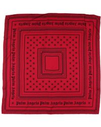 Palm Angels | Square Scarf | Lyst