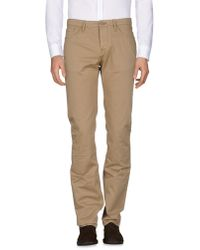 Burberry - Casual Trouser - Lyst