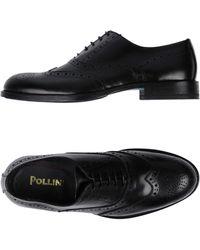 Pollini - Lace-up Shoe - Lyst