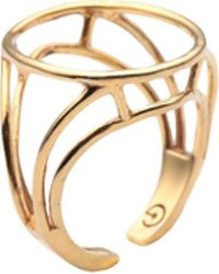 First People First - Anillo - Lyst