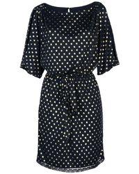 Jessica Simpson - Short Dress - Lyst