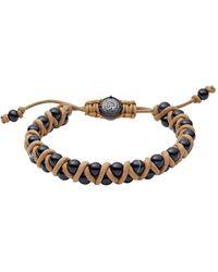 DIESEL - Bracelets - Lyst