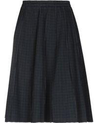 Marc Jacobs - Denim Skirt - Lyst