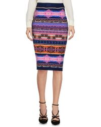 Sibling - Knee Length Skirt - Lyst