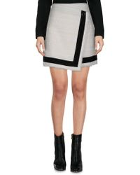 Karl Lagerfeld - Mini Skirt - Lyst