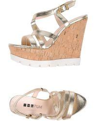 Piumi - Sandals - Lyst
