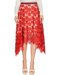 Tommy Hilfiger - Lace Skirt - Lyst