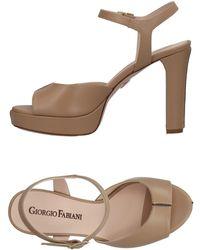 Giorgio Fabiani | Sandals | Lyst