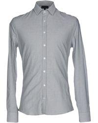 Les Hommes - Shirts - Lyst