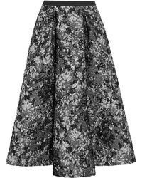 Safiyaa - 3/4 Length Skirt - Lyst
