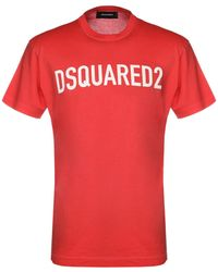 DSquared² - T-shirts - Lyst