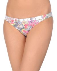 Erdem - Swim Brief - Lyst
