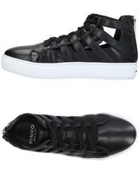 Pinko - High-tops & Trainers - Lyst