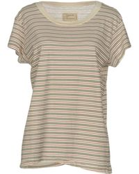 Current/Elliott - T-shirt - Lyst
