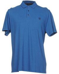 Trussardi - Polo Shirt - Lyst