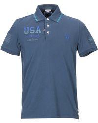 U.S. POLO ASSN. Polo Shirt - Blue