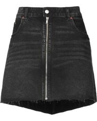 Cheap Monday - Denim Skirt - Lyst