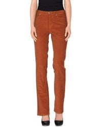 GANT - Casual Trousers - Lyst