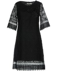 Darling - Short Dress - Lyst