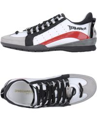 DSquared² - Sneakers & Deportivas - Lyst