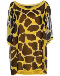 Fontana Couture - Blouse - Lyst
