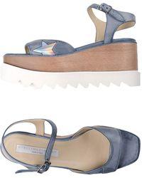 Stella McCartney - Sandals - Lyst