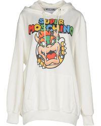 Moschino - Sweatshirts - Lyst