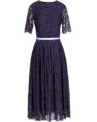 Silvian Heach - 3/4 Length Dress - Lyst