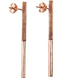 Bjorg - Earrings - Lyst