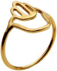 Aonie - Ring - Lyst